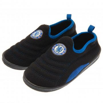 Chelsea FC Boot Slippers - Size 3/4